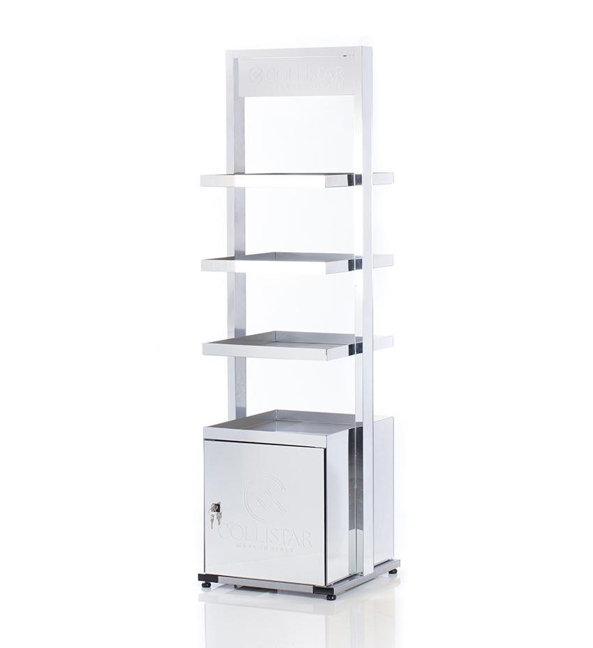 Top Produzione Espositori per negozi Plexiglas Legno Metallo da banco  OF24