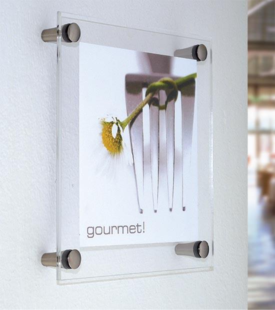 Molto Produzione Targhe Fuoriporta Premio Gadget in plexiglas personalizzate SJ53