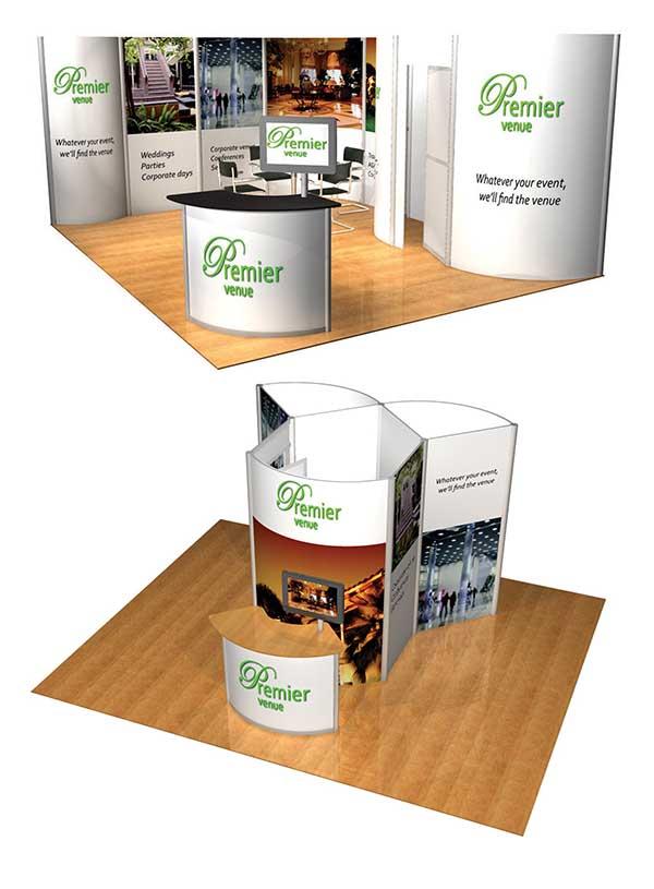 Produzione vendita sistemi espositivi per arredo negozi for Arredo stand